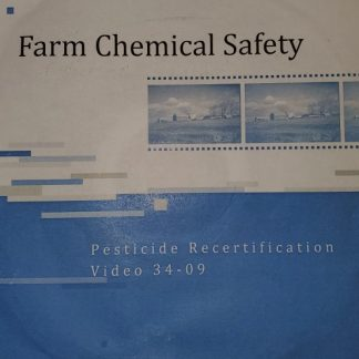 Pesticide DVD and Test Rentals
